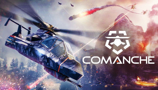 دانلود کرک نهایی codex بازی Comanche