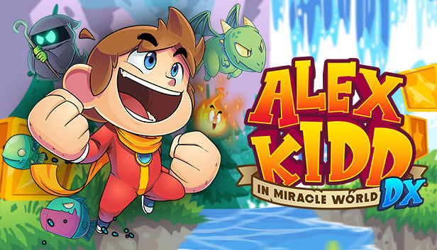 بررسی بازی Alex Kidd in Miracle World