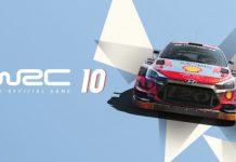دانلود کرک بازی WRC 10 FIA World Rally Championship
