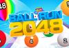 معرفی بازی Ball Run 2048 برای موبایل