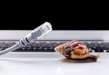 چرا سرعت اینترنت من ناگهان کُند شده است؟