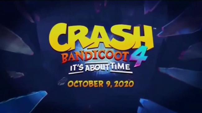 همه چیز در مورد بازی Crash Bandicoot 4