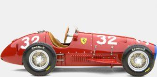 الماسهای سرخ؛ ۴ خودروی ماندگار فِراری در مسابقات فرمول یک