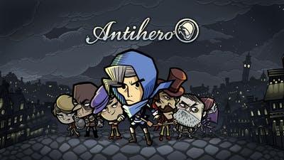معرفی و دانلود بازی Antihero v1.0.8.1 برای کامپیوتر