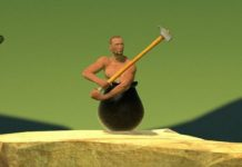 نقد و بررسی بازی Getting Over It with Bennett Foddy