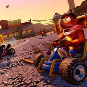 بازی Crash Team Racing Nitro-Fueled معرفی شد