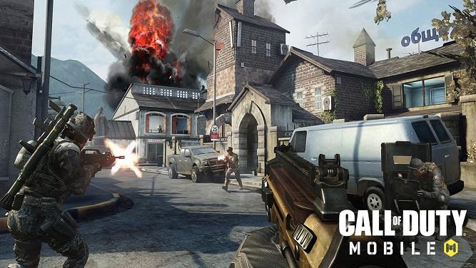 نسخه بتا از بازی Call of Duty: Mobile برای موبایل منتشر شد