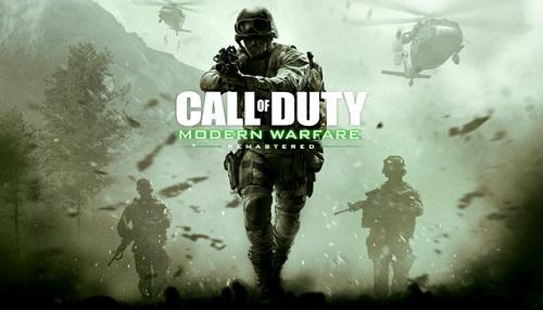 دانلود آپدیت جدید بازی Call of Duty Modern Warfare Remastered + Update v1.13