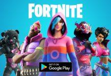 بازی Fortnite سرانجام برروی فروشگاه Play Store در دسترس قرار گرفت