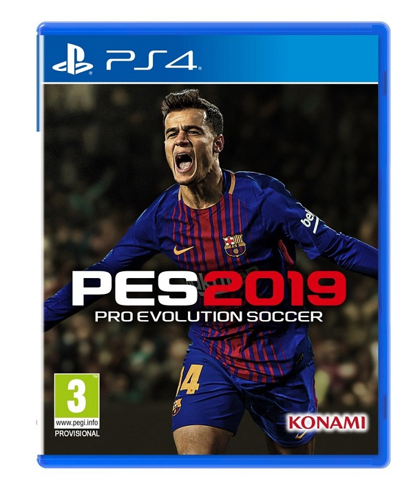 PES 2019 رسما معرفی شد