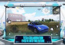 اضافه شدن خودروهای تسلا به بازی PUBG Mobile