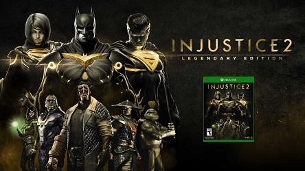 لیست تخفیفات این هفته شبکه Xbox Live ؛ Injustice 2 را به نصف قیمت بخرید