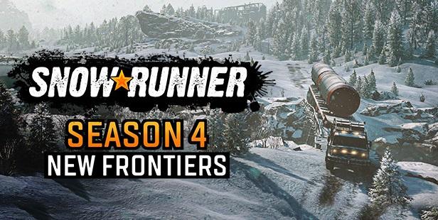دانلود کرک Codex بازی SnowRunner New Frontiers