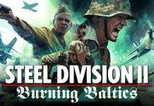 دانلود کرک بازی Steel Division 2 Burning Baltics