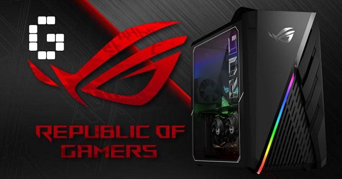 معرفی کامپیوتر گیمینگ ASUS ROG Strix GT35