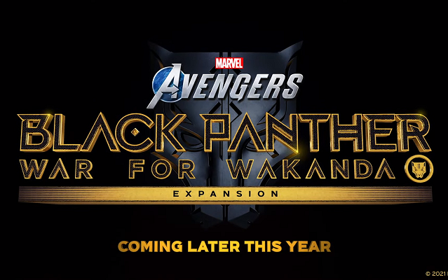 تریلر بازی Marvel Avengers War For Wakanda