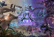 دانلود کرک بازی ARK Survival Evolved Genesis Part 2