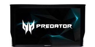 مشخصات و قیمت نهایی Acer Predator X27 G-Sync HDR؛ جدیدترین مانیتور گیمینگ ایسر