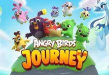 بازی موبایل Angry Birds Journey