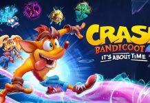 دانلود کرک بازی Crash Bandicoot 4 Its About Time