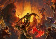 تریلری از اجرای Doom Eternal برروی RTX 3080 منتشر شد