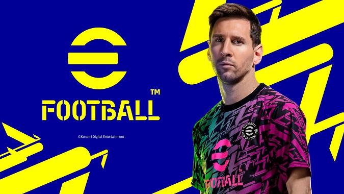 تریلر بازی 2022 PES بازی eFootball2022 جایگزین PES میشود؛ انقلاب کونامی در فوتبال کامپیوتری