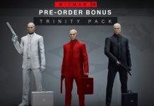 دانلود کرک بازی HITMAN 3 Deluxe Edition