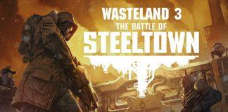 دانلود کرک بازی Wasteland 3 The Battle of Steeltown