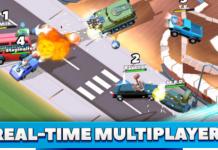 معرفی و دانلود بازی Crash of Cars؛ مبارزه ی ماشینی!