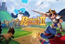 معرفی و دانلود بازی Royal Revolt 2