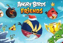 دانلود بازی Angry Birds Friends 4 انگری بیرد دوستان