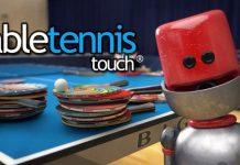 معرفی و دانلود بازی موبایل Table Tennis Touch