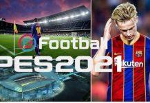 بازی فوتبال PES 2021 منتشر نخواهد شد