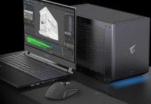 AORUS Gaming Box گیگابایت با RTX 3080 Ti معرفی شد