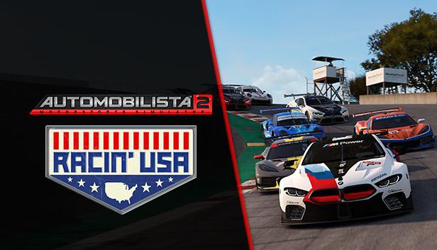 دانلود کرک نهایی CODEX بازی Automobilista 2 Racin USA