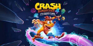 سیستم مورد نیاز بازی Crash Bandicoot 4 It's About