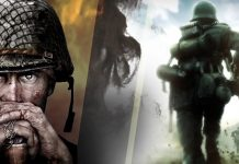 نقد و بررسی Call of Duty WWII