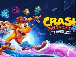 نقد و بررسی Crash Bandicoot 4: It's About Time