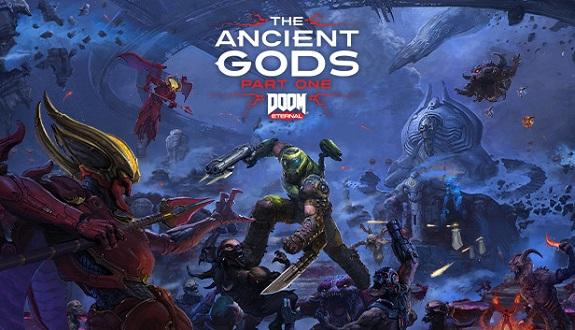 دانلود کرک EMPRESS بازی DOOM Eternal The Ancient Gods