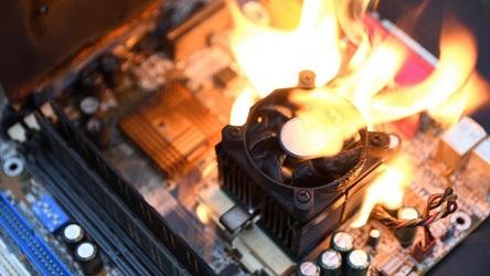 چگونه دمای پردازنده کامپیوتر را زیر نظر بگیریم؟ (آموزش)