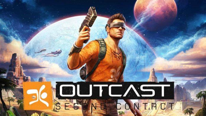 معزفی و دانلود بازی Outcast Second Contact برای کامپیوتر