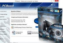 دانلود نرم افزار PGWare PCBoost بهینه ساز ویندوز