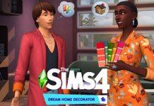 دانلود کرک بازی The Sims 4 Dream Home Decorator