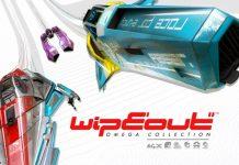 دمویی از WipEout Omega Collection فردا برروی پلیاستیشن ۴ منتشر میگردد