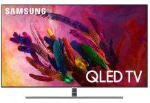 نسل جدید تلویزیون های QLED از سامسونگ رونمایی شد