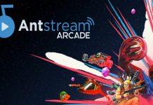 معرفی Antstream Arcade سرویس استریم بازیهای رترو
