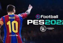 همه چیز در مورد بازی PES 2022