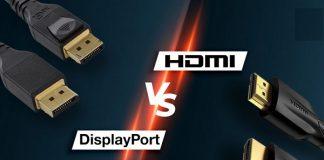 DisplayPort یا HDMI کدام یک برای بازی بهتر است؟