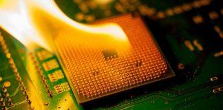 نشانه علت و راه حل داغ شدن CPU در ویندوز 10