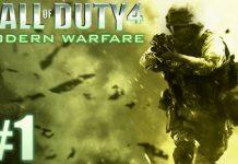 معرفی کالاف دیوتی 4 مدرن وارفیر Call of Duty 4 Modern Warfar